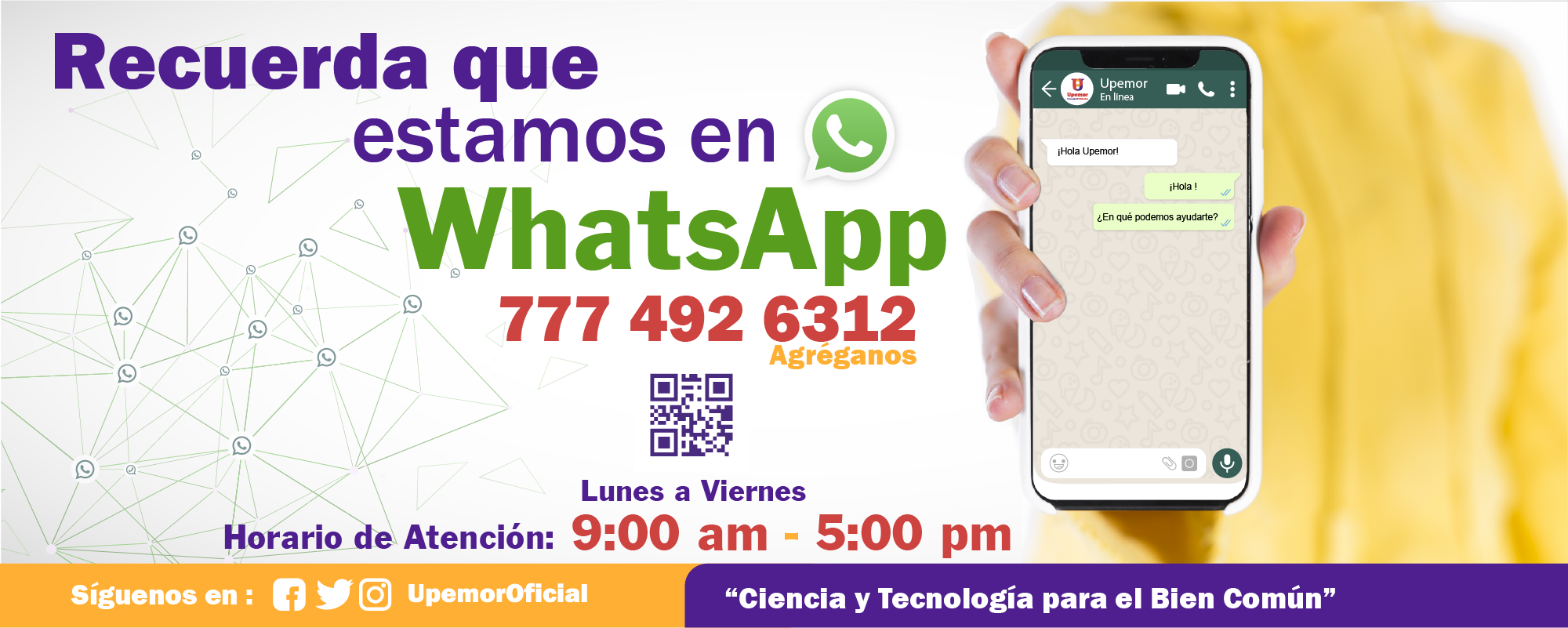 WhatsApp 777 492 63 12